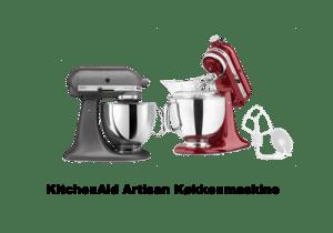 KitchenAid Artisan Køkkenmaskine - KitchenAid design