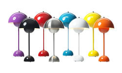 Bordlampe fra Verner Panton &Tradition