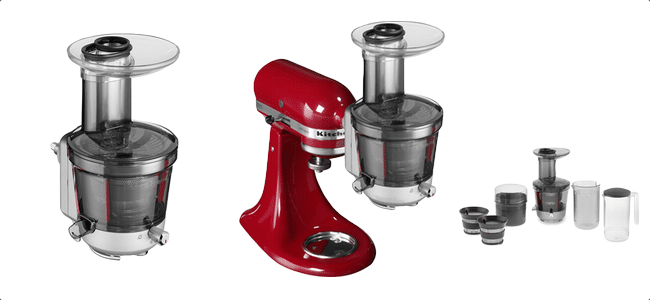 KitchenAid Slow Juicer SM1JA